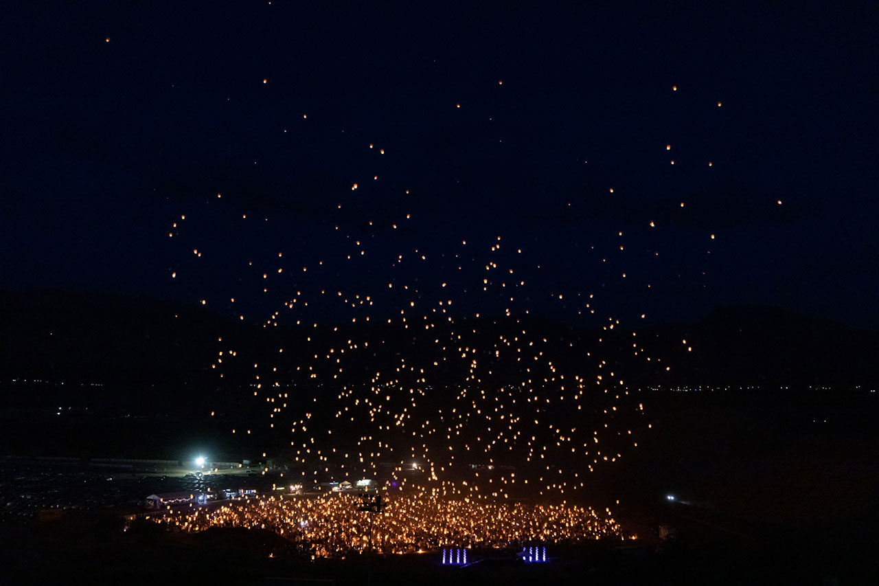 luminaries-at-night
